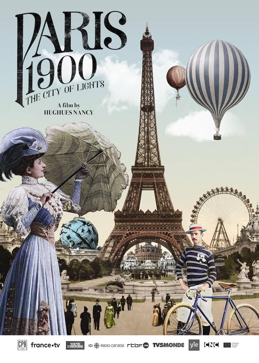 Paris 1900 - The City of Lights - History Film Festival